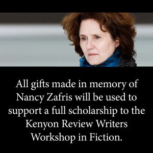 Graphic for Zafris scholarship